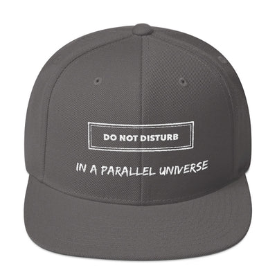 Parallel Universe Snapback Hat