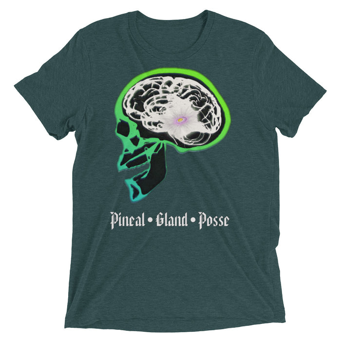Pineal Gland Posse (w) Short sleeve t-shirt