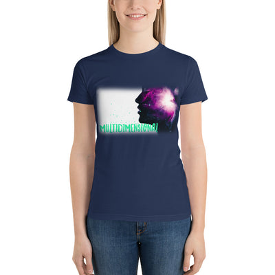 Multidimensional Youniverse Short sleeve women's t-shirt