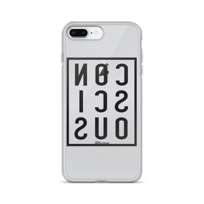 Conscious Mirror iPhone Case