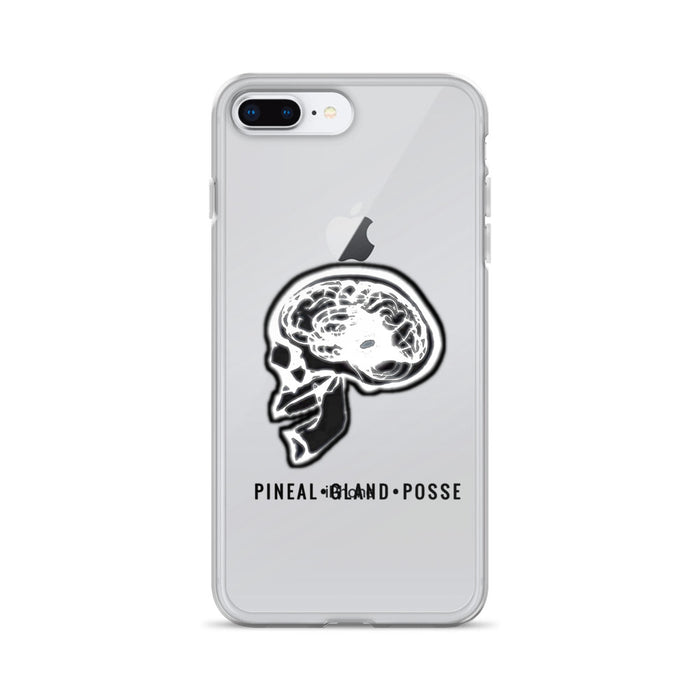 Pineal Gland Posse iPhone Case