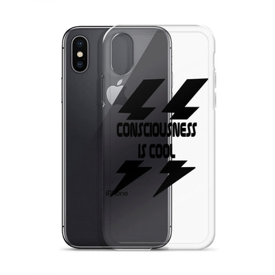 Consciousness is Cool iPhone Case