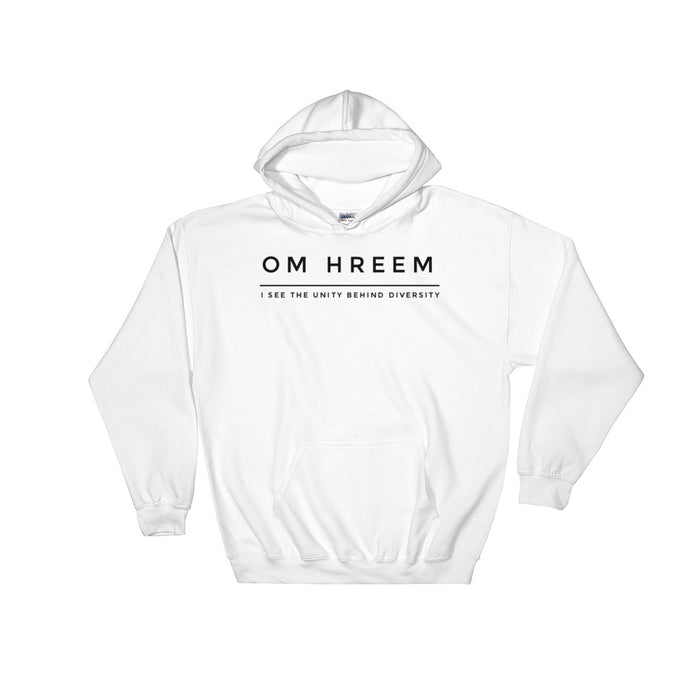 Om Hreem Hooded Sweatshirt
