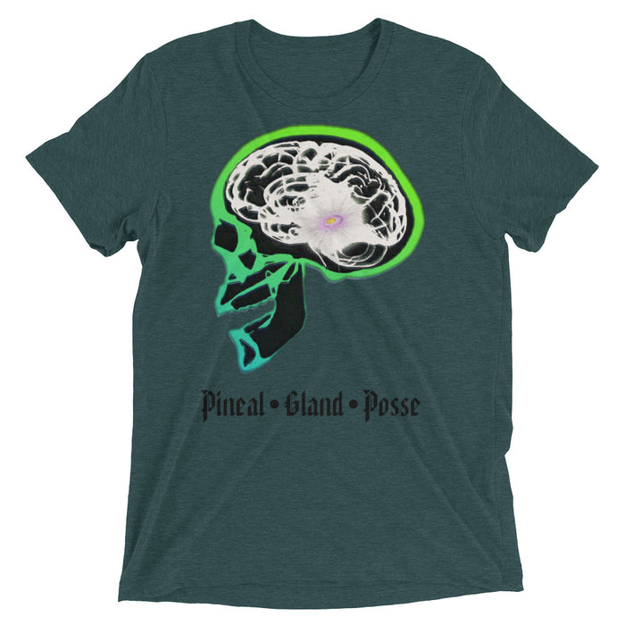 Pineal Gland Posse (b) Short sleeve t-shirt