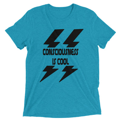 Consciousness is Cool Short sleeve t-shirt