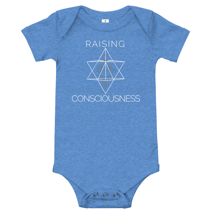 Raising Consciousness Onesie (girls)