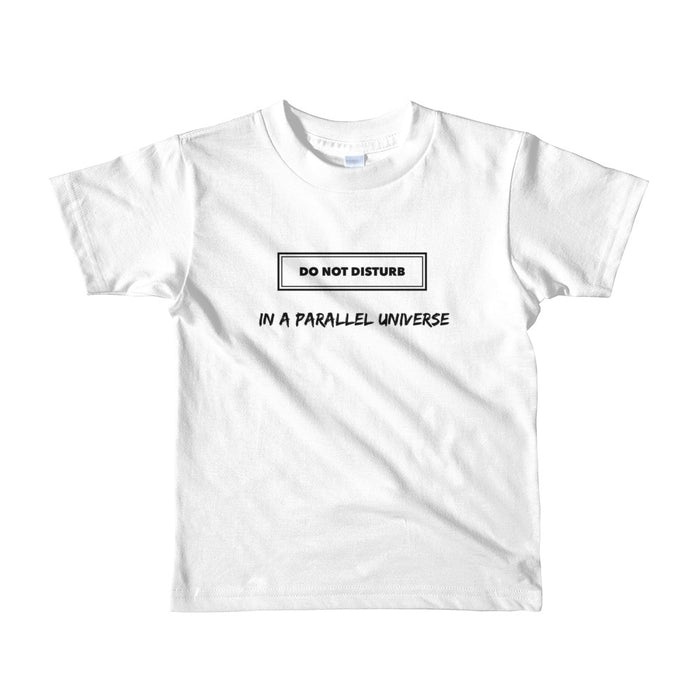 Parallel Universe Short sleeve kids t-shirt