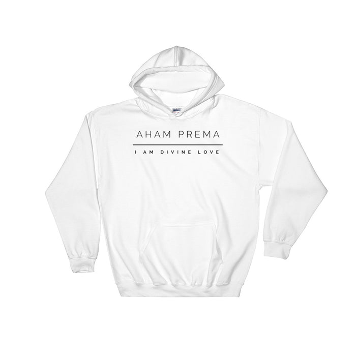 Aham Prema Hooded Sweatshirt