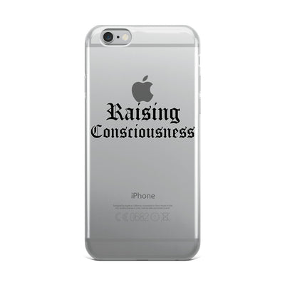Raising Consciousness iPhone Case