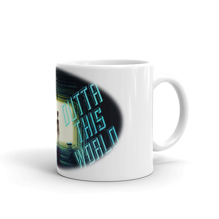 Outta This World Alien Mug