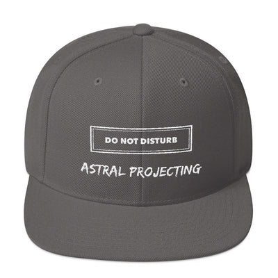 Astral Projecting Snapback Hat
