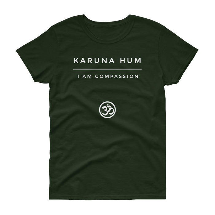 Karuna Hum Women's short sleeve t-shirt