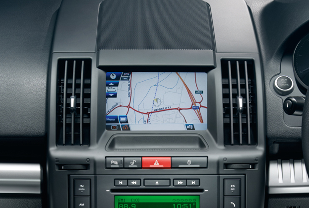 [HOW TO] Land Rover DVD Navigation & Firmware Update