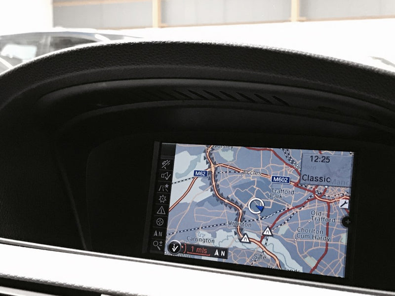 [HOW TO] BMW Business Navigation Update