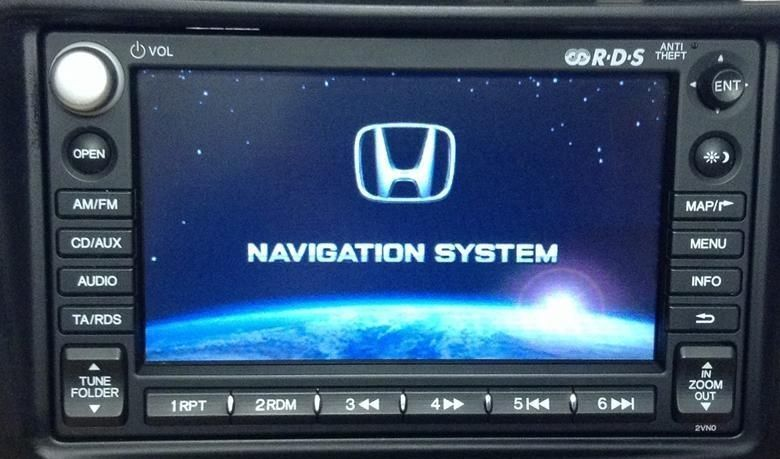 [HOW TO] Honda Ver.3.XX Navigation Update