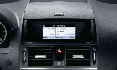 Mercedes-Benz NTG 4-204 Audio 50 APS 2019 Navigation Map Update Package - A2048271900