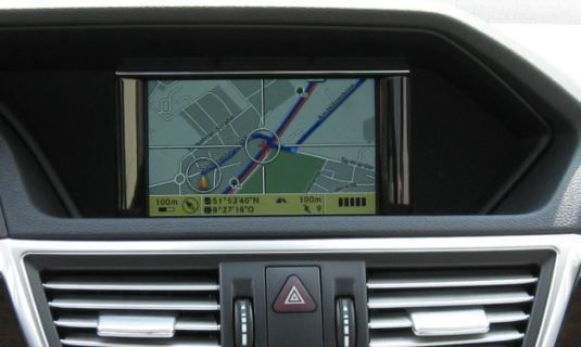 Mercedes-Benz NTG4-212 Audio 50 APS 2019 Navigation Map Update Package - A2128273400