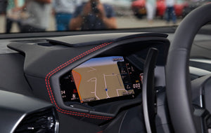 Lamborghini Huracán HDD 2018 Navigation Map Update Package - 8R0060884FK - SatNavUpgrade