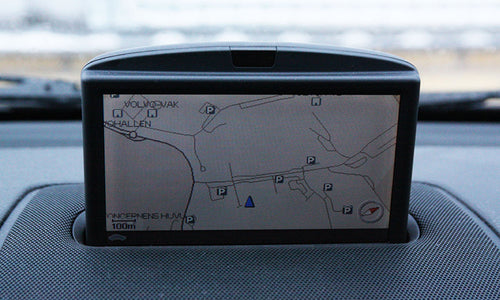 Volvo RTI MMM+ 2018 Navigation Map Update Package - 32214046
