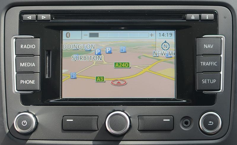 Volkswagen RNS-315 2018 Navigation Map Update Package - 3AA919866AM
