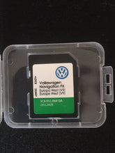 Load image into Gallery viewer, Volkswagen RNS-310 2018 Navigation Map Update Package - 3C8051884DD