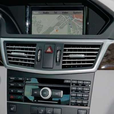 Mercedes-Benz NTG 4-212 COMAND 2019 Navigation Map Update Package - A2128273300