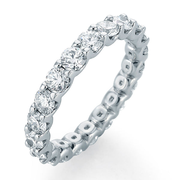 Women's Infinity Wedding Band