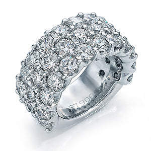 platinum women's wedding band