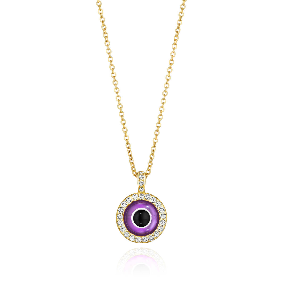Eye of the Leopard™ Diamond Necklace