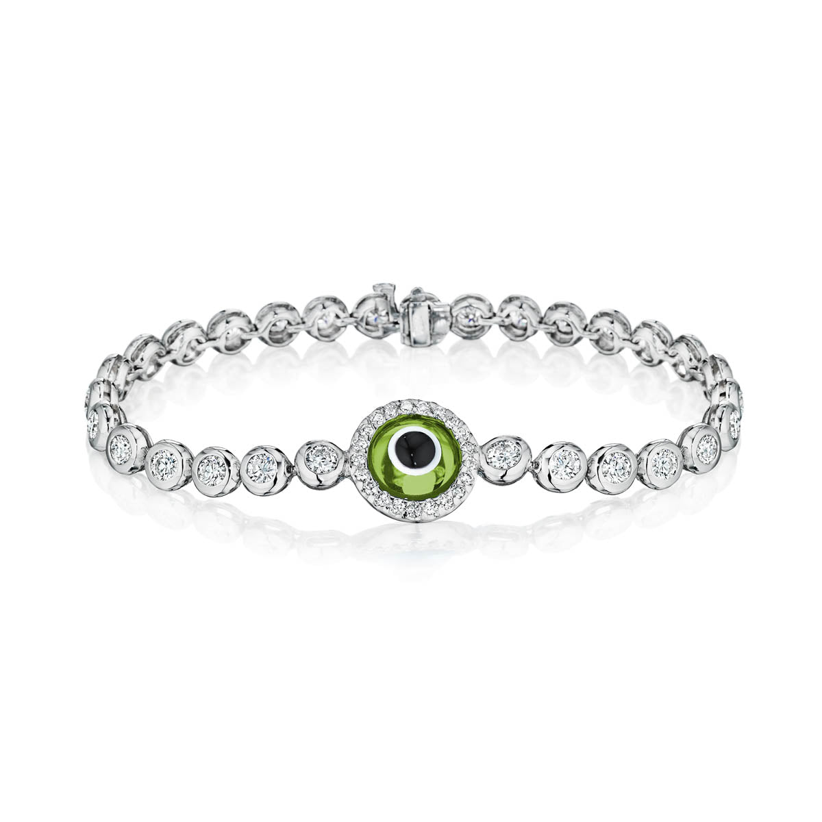 Diamond Eye of the Leopard™ Bracelet