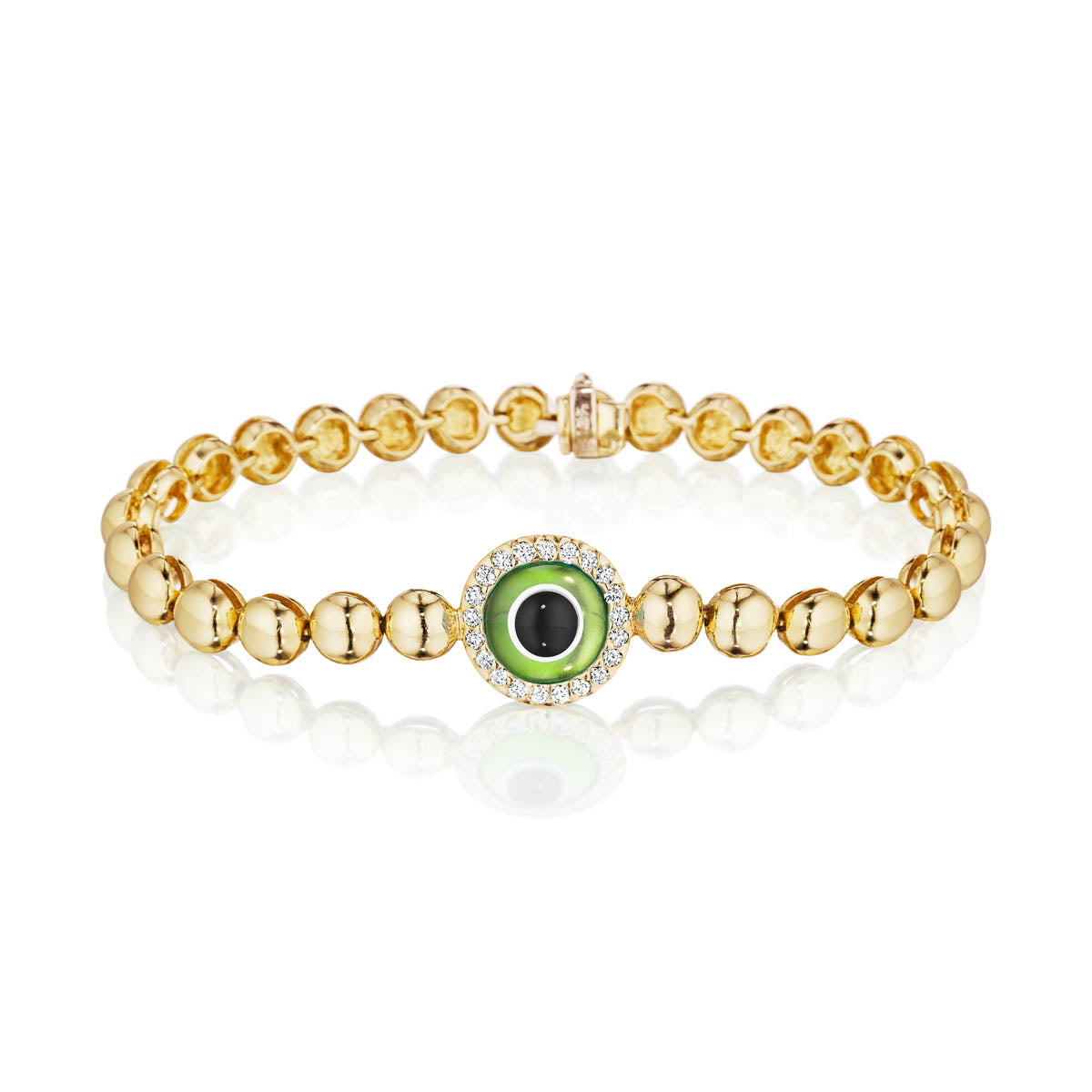 Eye of the Leopard™ Tennis Bracelet