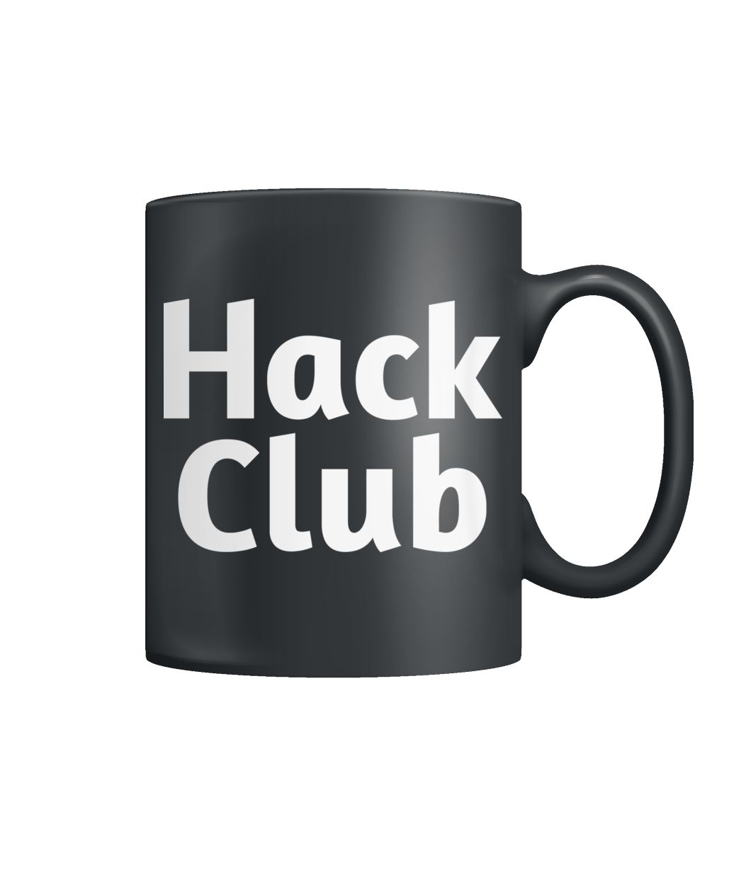 Hack Club/Orpheus Coffee Mug - Dark Mode