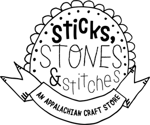 Sticks, Stones and Stitches: An Applachian Gift & Crafts Store