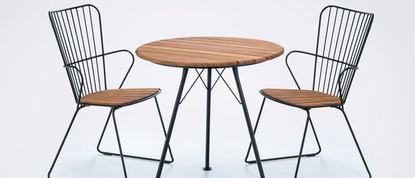 BAMBOO CIRCUM CAFE TABLE