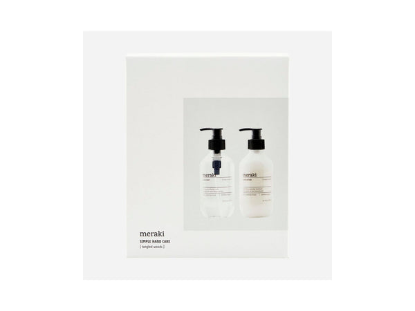 Meraki hand care soap Tangled woods