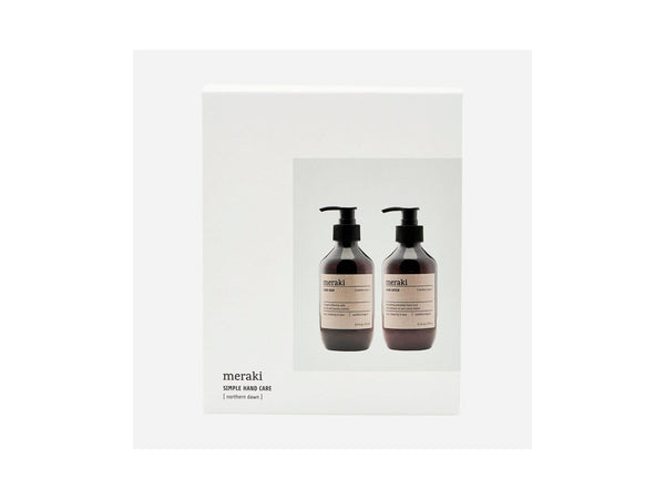 Meraki hand care soap Northern dawn