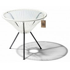 CONDESA TABLE-ACAPULCO TABLE WHITE