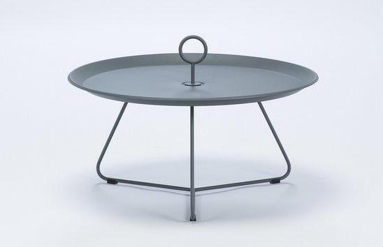 EYELET TRAY TABLE 70 GRIJS