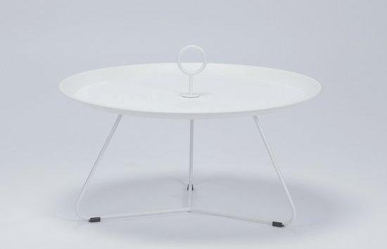 EYELET TRAY TABLE 70 WIT