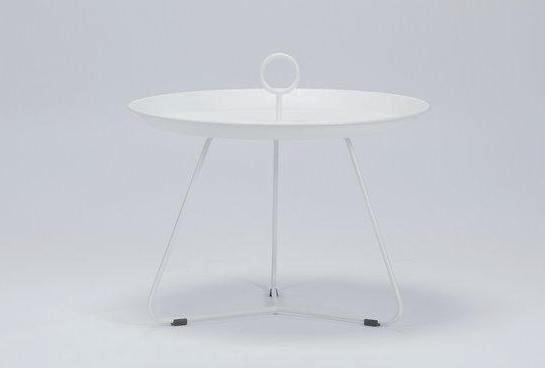 EYELET TRAY TABLE 60 WIT