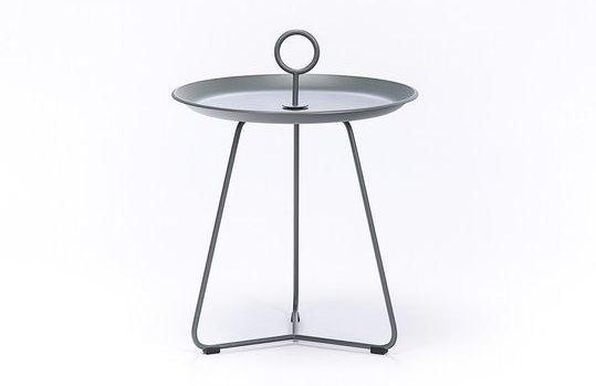 EYELET TRAY TABLE 45 GRIJS