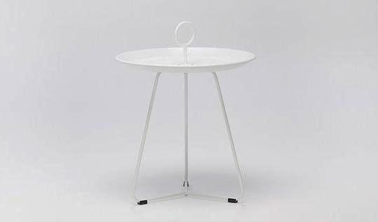 EYELET TRAY TABLE 45 WIT