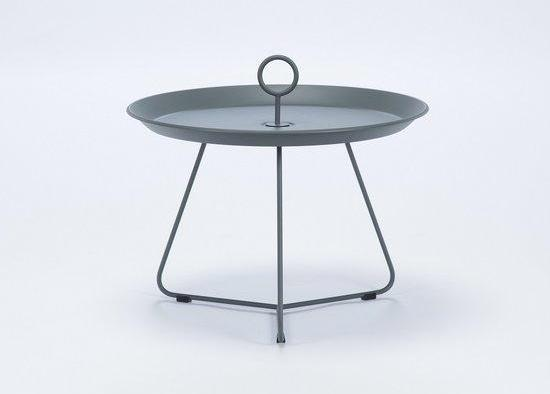 EYELET TRAY TABLE 60 GRIJS