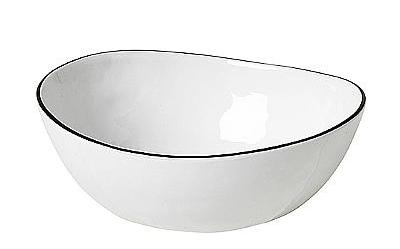 SALT& PEPPER BOWL 15.5CM