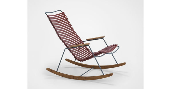 CLICK ROCKING CHAIR PAPRIKA - SCHOMMELSTOEL HOUE PAPRIKA