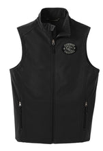 Load image into Gallery viewer, Cowboy Channel Logo Vest - Black
