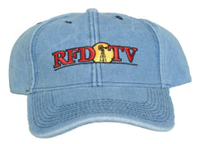 Load image into Gallery viewer, RFD-TV Denim Cap