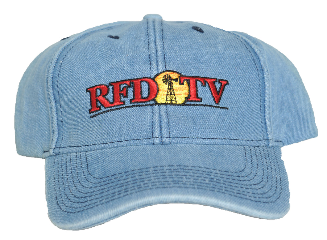 RFD-TV Denim Cap