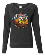 Load image into Gallery viewer, American Rodeo 2019 Slouchy (light sweatshirt) Women's - Smoke