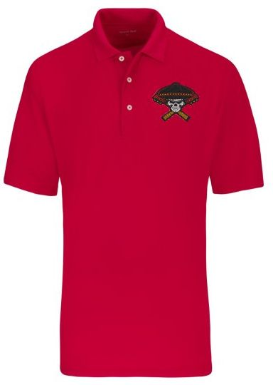 d92d0c5a Load image into Gallery viewer, Sport-tek Dri-Mesh Polo - Red ...